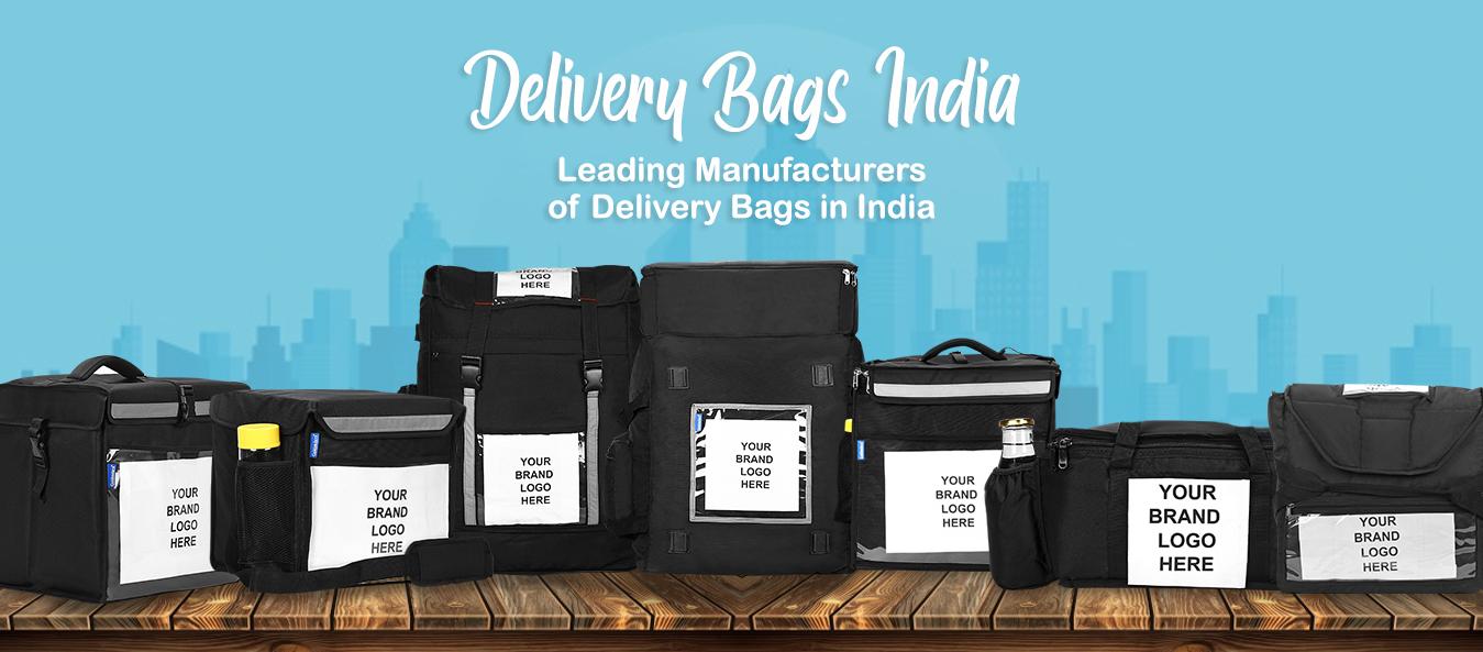 Delivery Bags Manufacturer in Delhi